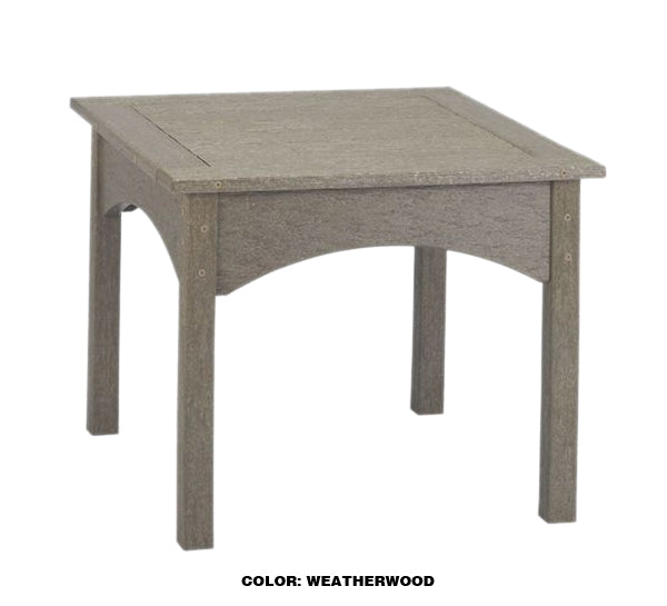 "Piedmont 22""x22"" Side Table by Breezesta"