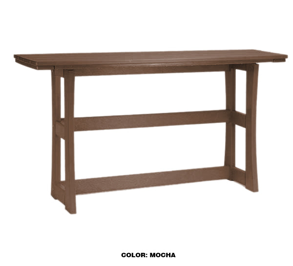 "Piedmont Terrace 70""x22"" Counter Table by Breezesta"