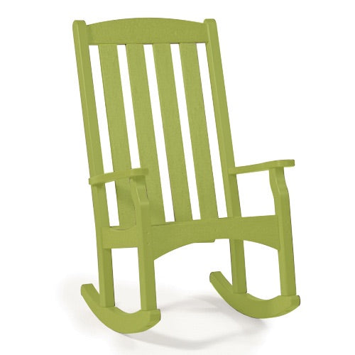 High Back Rocking Chair by Breezesta