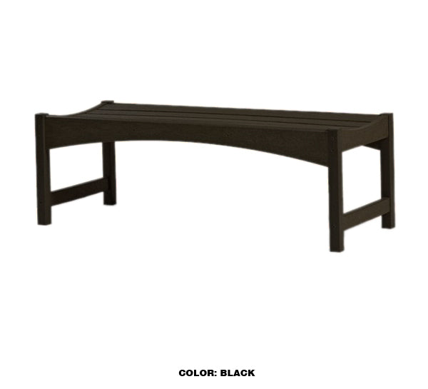 "48"" Backless Bench by Breezesta"