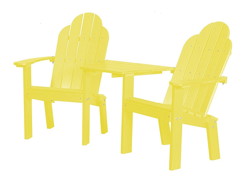 Classic Deck Chair Tete-a-Tete by Wildridge