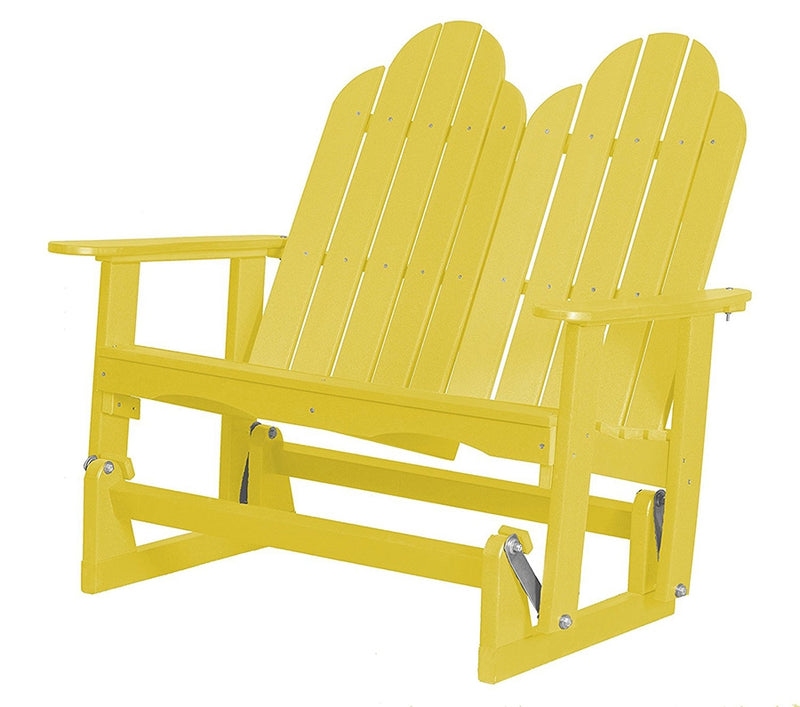 Classic 4 Foot Adirondack Glider by Wildridge