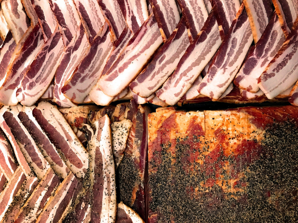 Best Paleo Snacks: cured meat