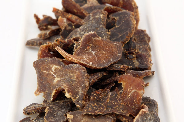 Best pre- and post-workout snacks: dried beef biltong