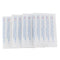 100PCS body Piercing Needles Mixed 8G 9G 12G 13G 14G 15G 16G 17G 18G 20G Sterile Disposable Body Piercing Needles