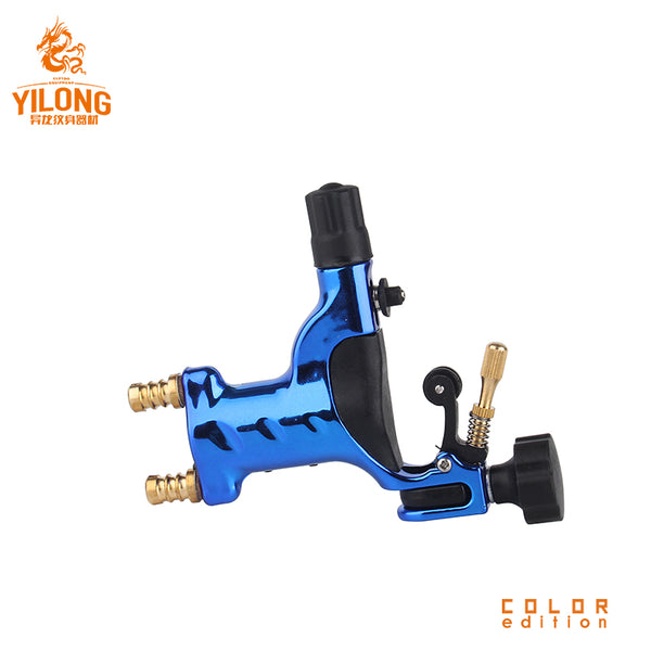 YILONG Dragonfly Rotary Tattoo Machine Shader & Liner 7 Colors Assorted Tattoo Motor Gun Kits Supply For Artists