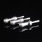 1PCS 22/25MM Stainless Steel Tattoo Grip With Back Stem Professional Tattoo Machine Grips Tattoo Tubes Tips Tool