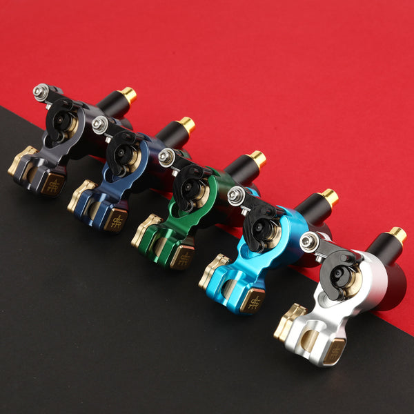 K3 Rotary Tattoo Machine cartridge needle tattoo machine Hollow cup motor Hollow glass motor high quality free shipping tattoo supply tattoo needle