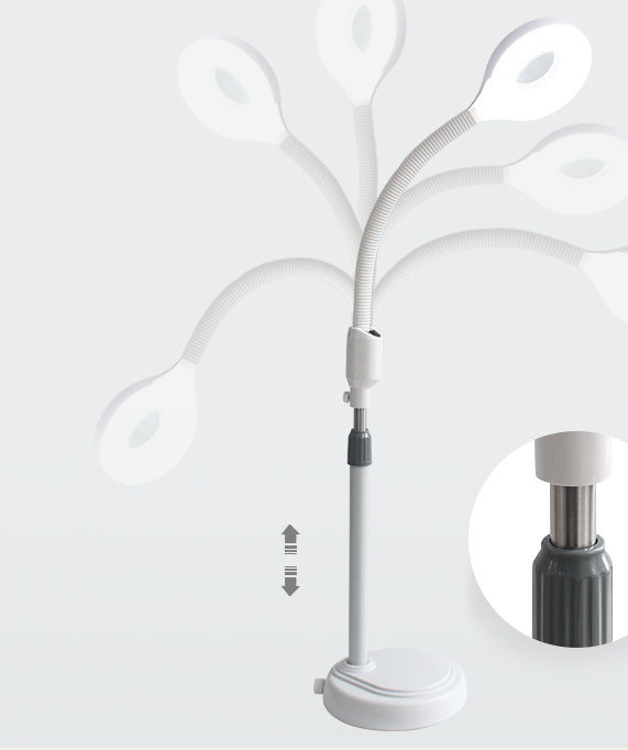 Yilong Tattoo Floor  Lamp