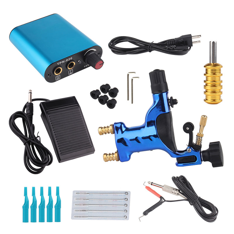 Tattoo Machine Kit Machine Kit Tattoo Kit Free Shipping