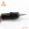 10pcs/box RM/RL/RS/M1 Black Disposable Tattoo Cartridge Needles with embrance Sterilized Charmant Permanent Makeup Machine Gun Tattoo Pen Accessories