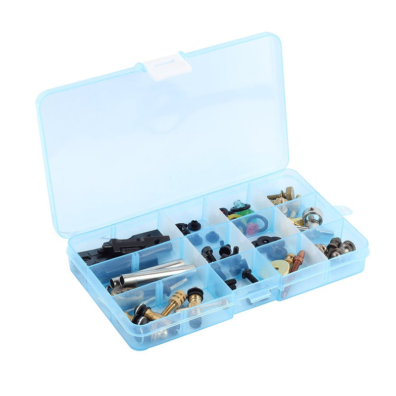 DIY kit of Tattoo Parts and Accessories for Tattoo Machine Repair and Maintain Tattoo Kits Suppliesing