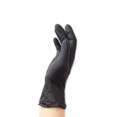 Yilong 100 PCS Tattoo Equipment Disposable Ding Qing Gloves Black Elastic High Quality Tattoo Accessories