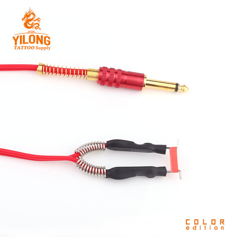 Tattoo Clipcord for Tattoo Machine Silicone Clipcord