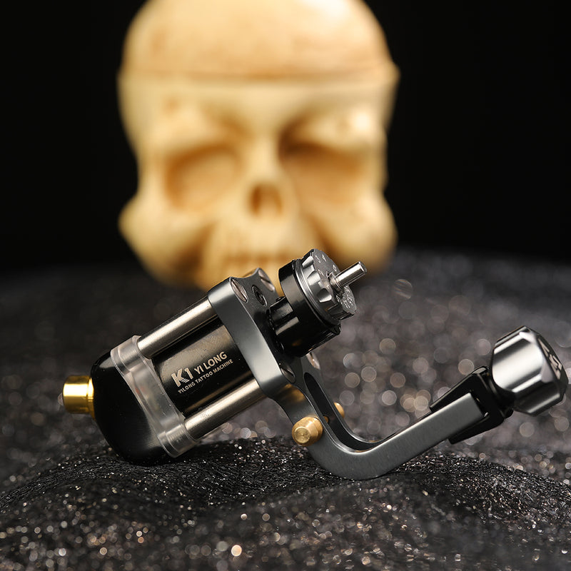 K1 Rotary Tattoo Machine cartridge needle tattoo machine Hollow cup motor Hollow glass motor high quality free shipping