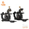 Free Shipping 2pcs Pure Copper Tattoo Guns 10 Wraps Liner And Shader Top Quality Tattoo Machine Set