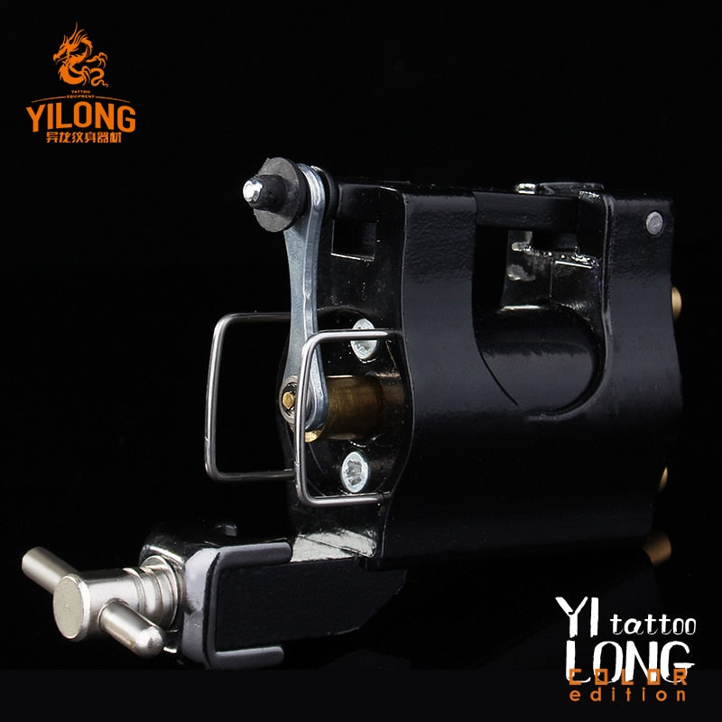Hot Sale !!! Black Swashdrive WHIP Professional Rotary Tattoo Machine Shader Liner Wholesale