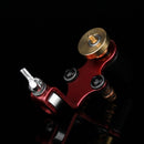 Rotary Tattoo Machine Gun Alloy Frame Eccentric Steel  Shader and Liner for Beginner