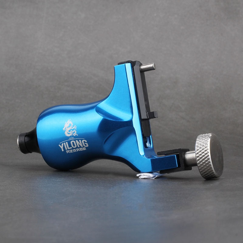YILONG High Quality Professional 5 color Rotary Tattoo Machine Swiss Motor Assorted Liner&Shader Tattoo Gun