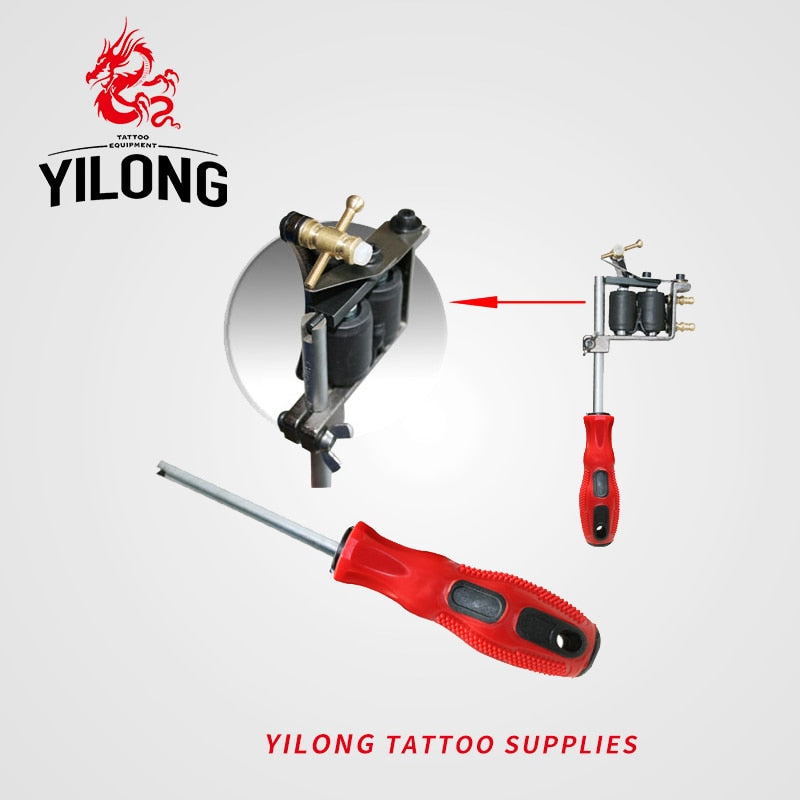 YILONG Free Shipping Tattoo & Body Art New Tattoo Machine Tool Armature Bar Jig Alignment Adjustor Parts