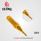YILONG New 50pcs RT Flat Magnum Gold Shark Disposable Tattoo Tip Nozzle Supply