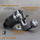 YILONG New Professional gray Color Rotary Tattoo Machine For Shader & Liner Tattoo Machine Gun Free Shipping