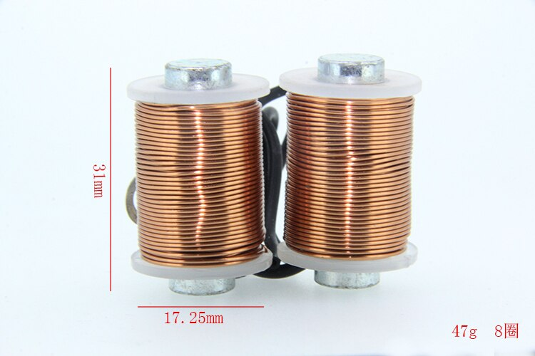 YILONG Tattoo accesories 33mm 10 Wrap Tattoo Coils For Tattoo Machine Gun Power Set Kit Supply