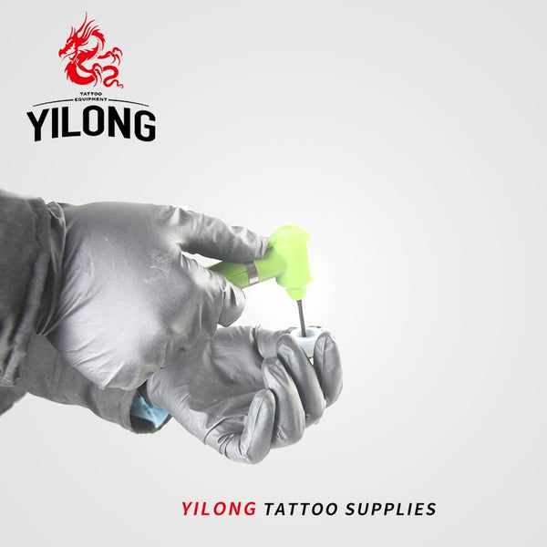 YILONG Tattoo accessories tattoo machine parts Electric Tattoo Pigment Ink Mixer Machine Pen For Tattoo Free Shipping