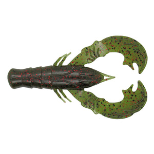 "4"" CRUSH CRAW - WATERMELON RED"