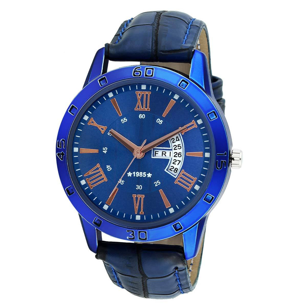 Super Sale - Best Selling Analogue Watch blue