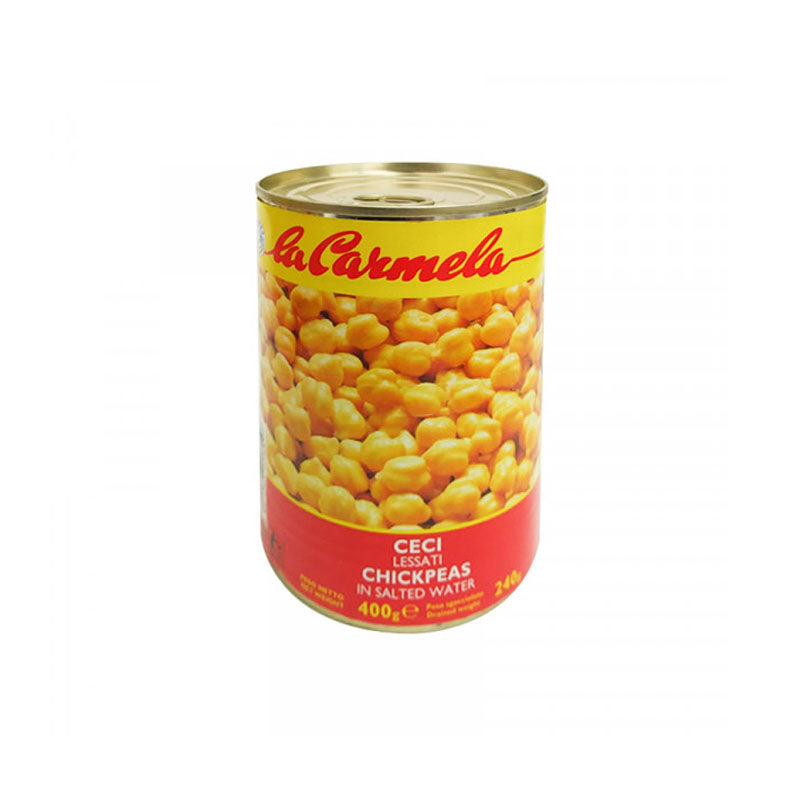 Italian Chickpeas in tin - 400g - gourmet-de-paris-london