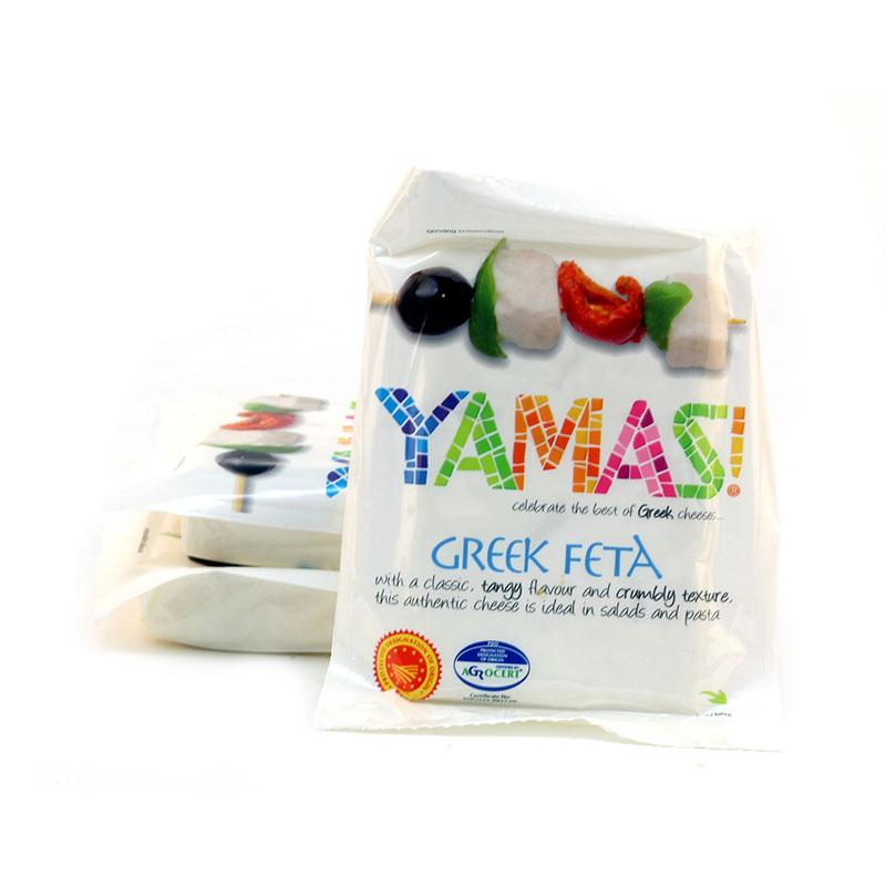 Greek Feta Cheese - 200g - gourmet-de-paris-london