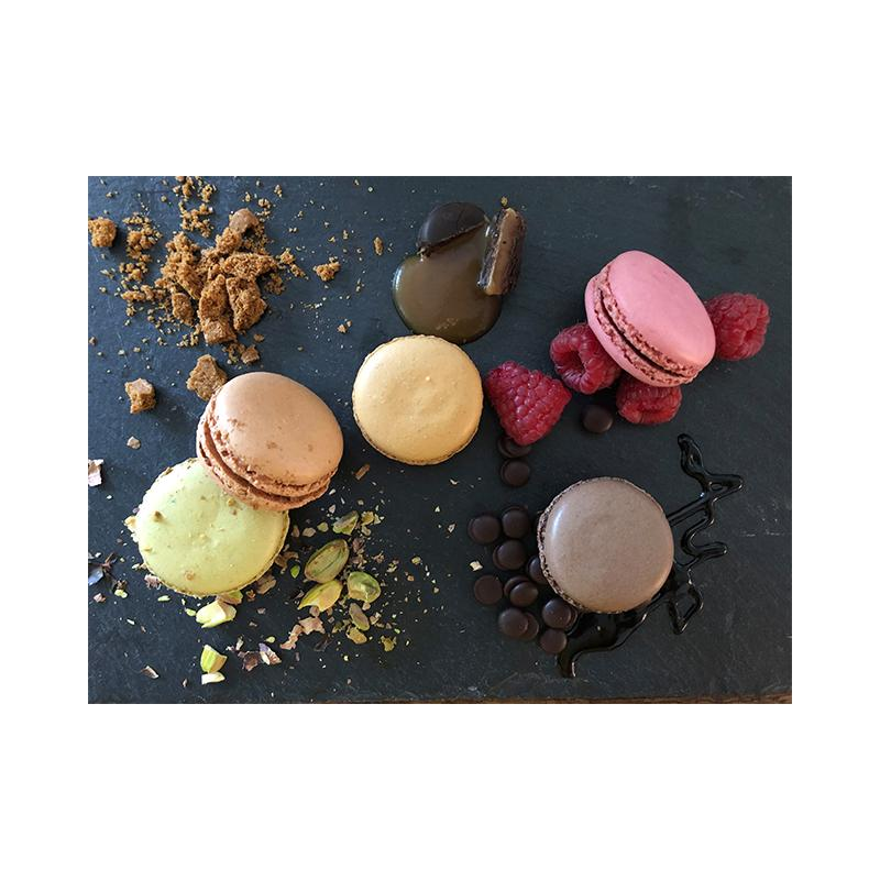 Frozen Macaron Mix x 35 - gourmet-de-paris-london