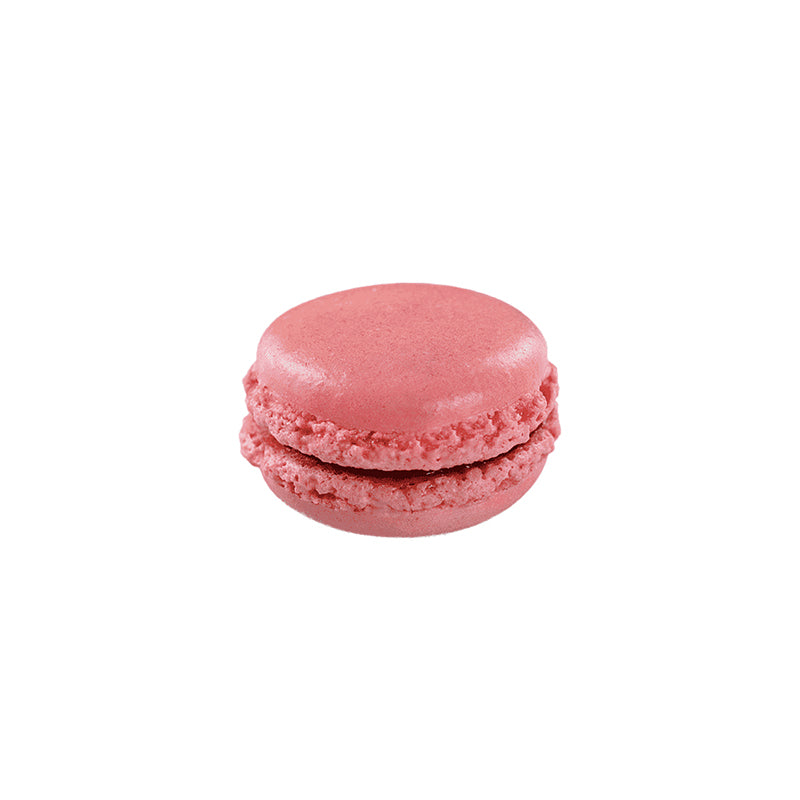 Franck Deville Frozen - Strawberry Macarons x 35 - gourmet-de-paris-london