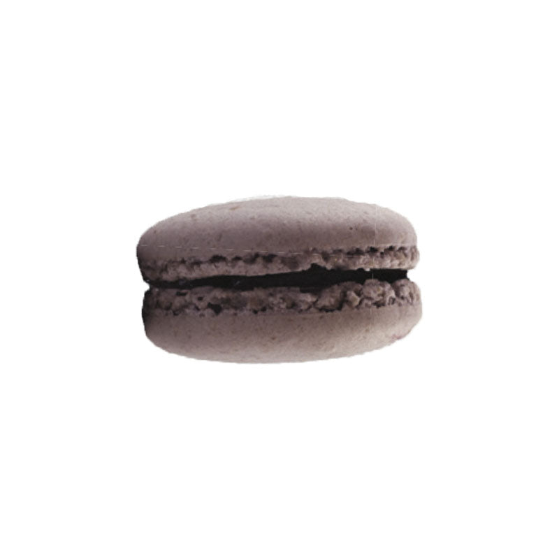 Franck Deville Frozen Blackcurrant Macarons x 35 - gourmet-de-paris-london