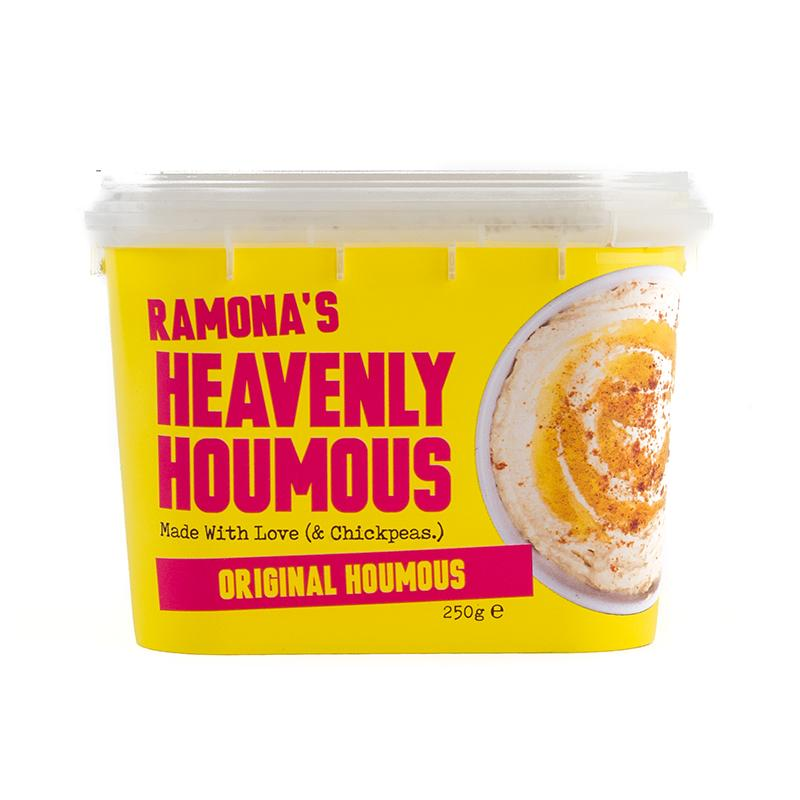 Ramona's Original Houmous - 250g - gourmet-de-paris-london