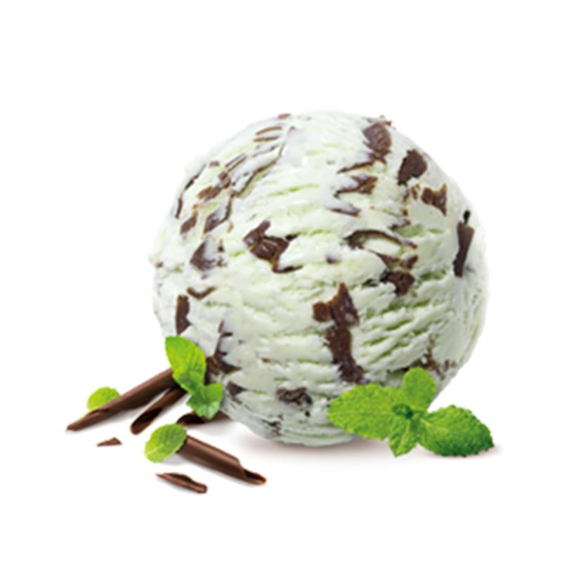 Mövenpick mint Chocolate Ice Cream - 2.4ltr - gourmet-de-paris-london