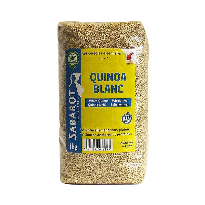 White Quinoa - 1kg - gourmet-de-paris-london