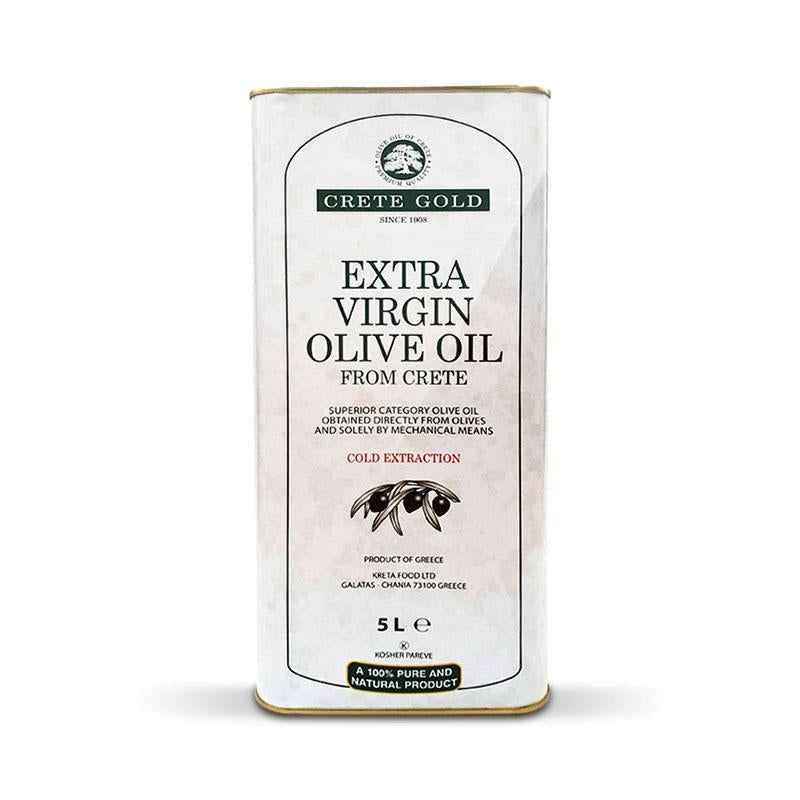Crete Extra Virgin Olive Oil - 5ltr - gourmet-de-paris-london