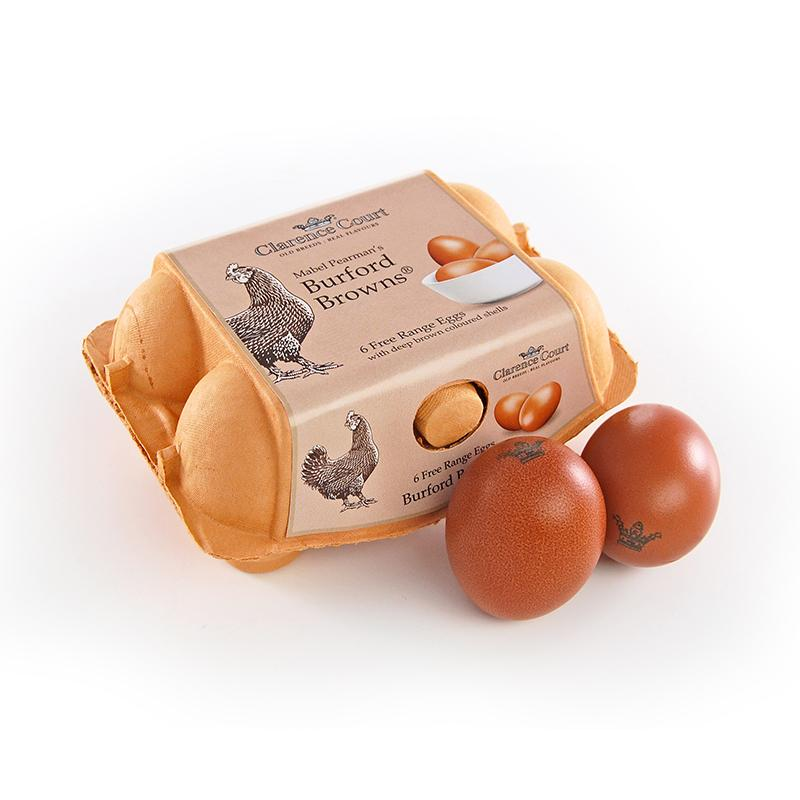 Burford Brown Medium Eggs - 150g - gourmet-de-paris-london