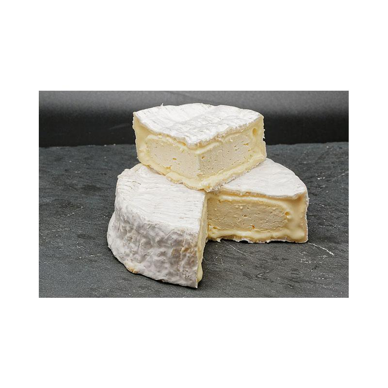Cremerie Parisienne Coulommier Cheese - 350g - gourmet-de-paris-london
