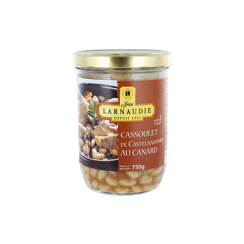 Cassoulet with duck confit - gourmet-de-paris-london