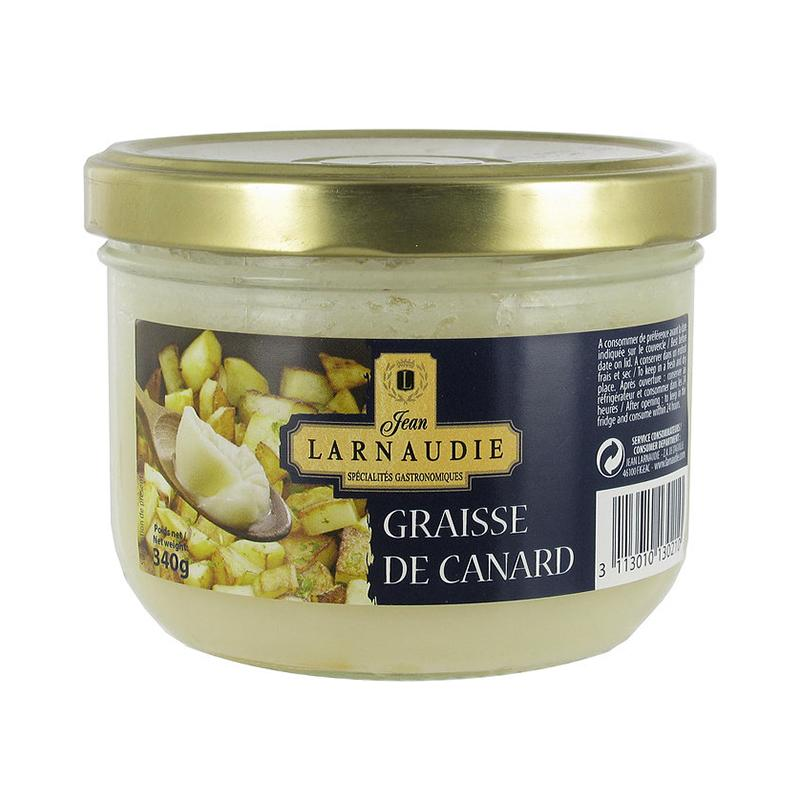 Jean Larnaudie Duck Fat - 340g - gourmet-de-paris-london