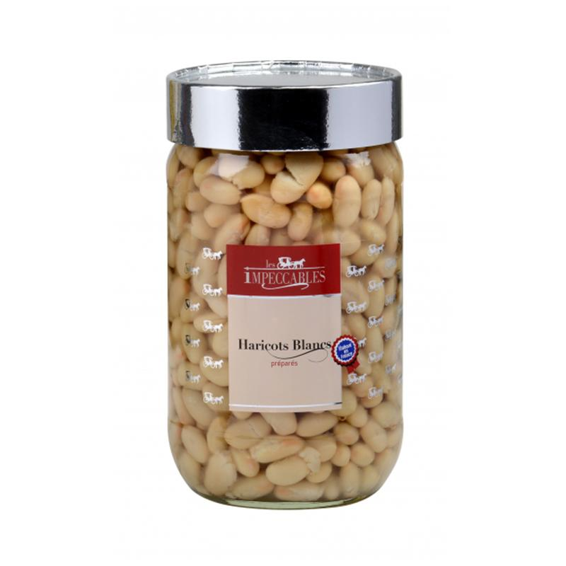 White Beans - 720g - gourmet-de-paris-london