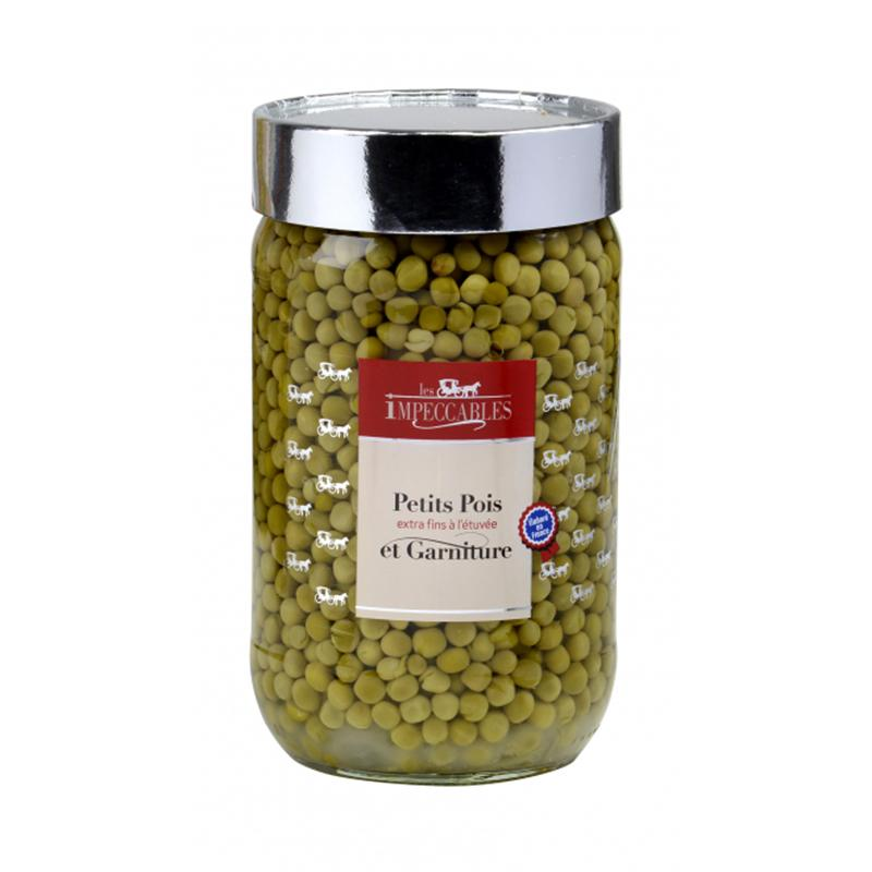 Green Peas - 720g - gourmet-de-paris-london