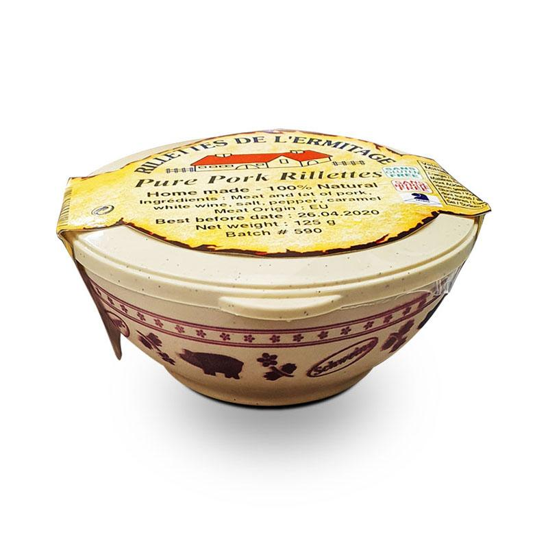 Pork Rillettes - 125g - gourmet-de-paris-london