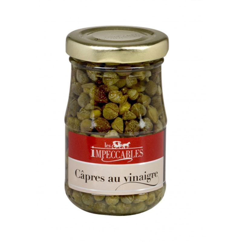 Capers - 100g - gourmet-de-paris-london