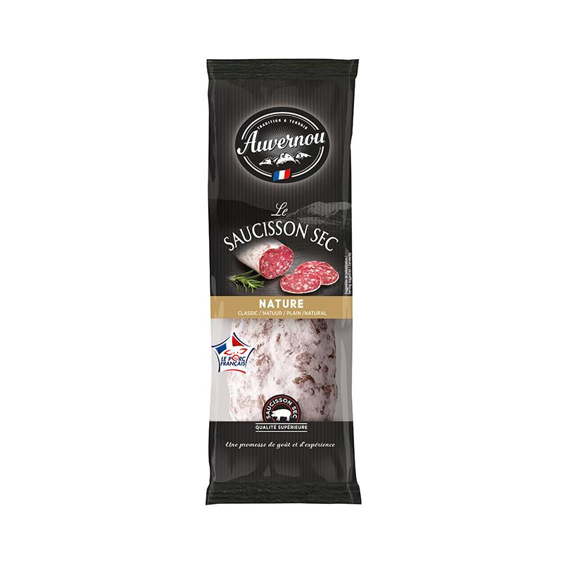 Saucisson Pure Pork - 250g - gourmet-de-paris-london