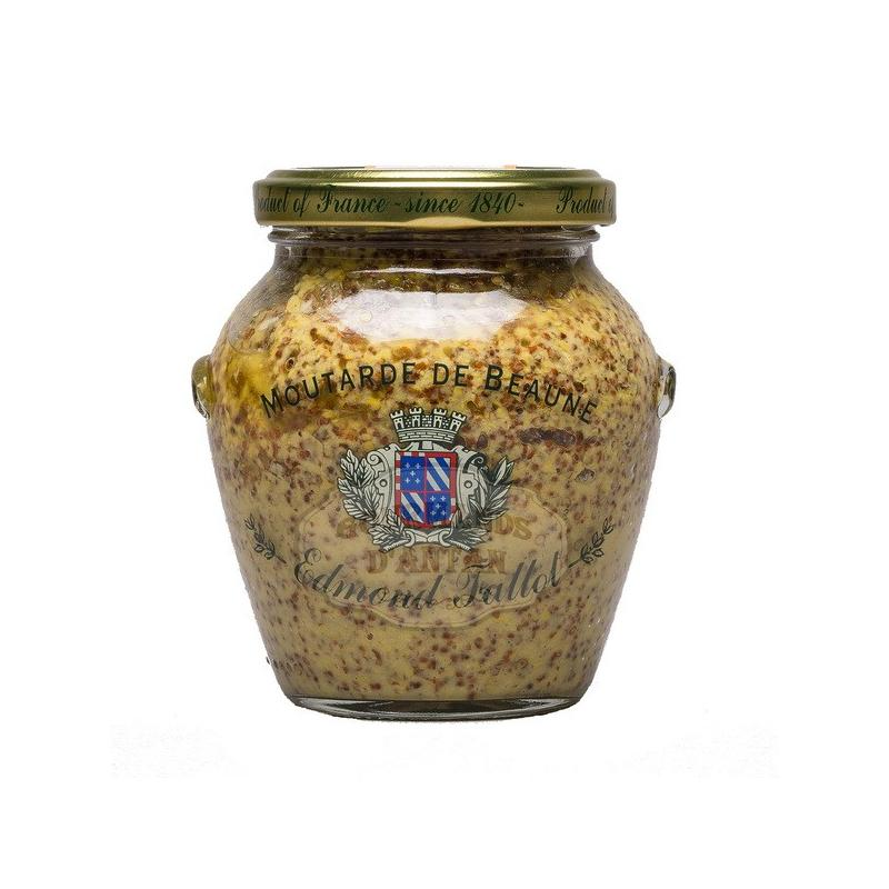 Edmond Fallot Wholegrain Mustard - 310g - gourmet-de-paris-london