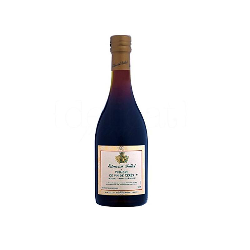 "Edmond Fallot Xeres ""Reserve"" Sherry Vinegar - 50cl - gourmet-de-paris-london"